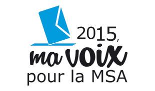 élection MSA 2015